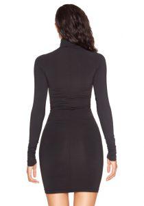 la sisters zipper dress